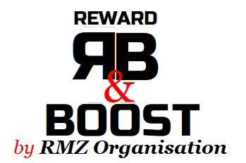 Logo reward end boost